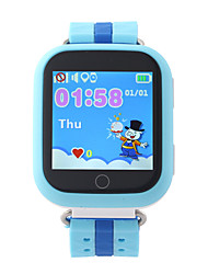 cheap -Kids' Watches GPS Touch Screen Water Resistant / Water Proof Pedometers Exercise Record Distance Tracking Multifunction Hands-Free Calls