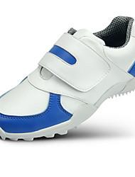 abordables -Chaussures pour tous les jours Chaussures de Golf Enfant Antidérapant Anti-Shake Respirable Antiusure Caoutchouc Sport de détente