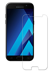 cheap -For Samsung Galaxy A5 (2017) Tempered Glass Front Screen Protector  1 pcs