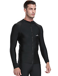 Men's Wetsuits Quick Dry Anatomic Design Breathable Neoprene Diving Suit Long Sleeves Diving Suits-Diving Spring Summer Fashion