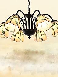 cheap -6-Light Pendant Light Downlight - LED, 110-120V / 220-240V, Warm White, Bulb Included / 5-10㎡ / LED Integrated