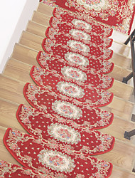cheap -1 PC European Mat Creative Step Pad Free Rubber Self-adhesive Pad Household Stair Carpet Mat
