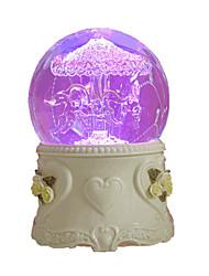 cheap -Music Box Snow Globe Sphere Gift Kid's Adults Kids Gift Unisex