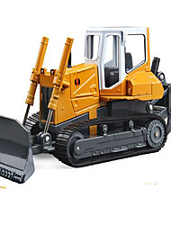 cheap -Die-Cast Vehicles Toy Cars Toys Truck Construction Vehicle Excavator Square Truck Excavating Machinery Metal Alloy Plastic Gift Action &