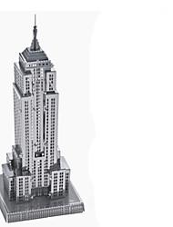Недорогие -3D пазлы Металлические пазлы Веселье Дерево Металл Классика Детские Универсальные Подарок