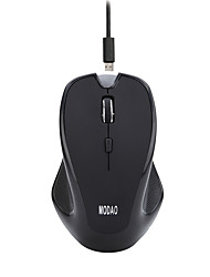 Rechargeable Silent Bluetooth 3.0 Wireless Mouse 6 Keys with Switchable DPI