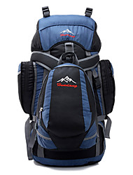 70 L zaino Campeggio e hiking Viaggi Indossabile Traspirante Antiumidità