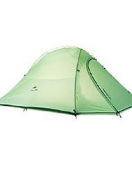 Naturehike 1 persona Tenda Doppio Tenda da campeggio Una camera Tende a igloo e canadesi 4 Stagione per CM