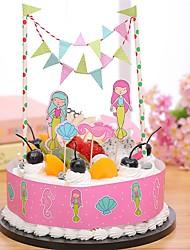 Недорогие -Декорирование Инструмент Для торта Бумага Высокое качество Антипригарное покрытие Экологичность Сделай-сам
