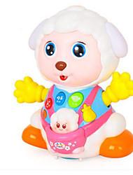 Недорогие -Обучающая игрушка Игрушки Игрушки Круглый Овечья шерсть Животные Куски