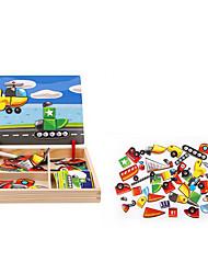 abordables -Puzzle Puzles de Madera Puzles y juguetes de lógica Juguete Educativo Juguetes Cuadrado Manualidades Papel Niños 1 Piezas