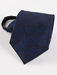 мужская вечеринка / вечерняя свадьба новый бизнес бизнес синий галстук-молния