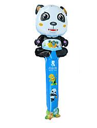 cheap -Balloon Toys Cylindrical Panda Inflatable Party Aluminium Unisex Pieces