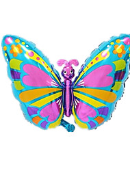 cheap -Balloons Toys Butterfly Extra Large Aluminium Unisex Pieces