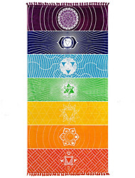 Fresh Style Bath Towel,Pattern Superior Quality 100% Polyester Towel