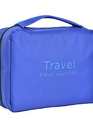Organizer per valigia Trousse da viaggio Astuccio per trucchi Portatile Contenitori da viaggio Multi-funzione Massima capacità per