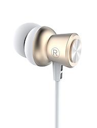Usams ep-10 fones de ouvido de alta fidelidade metal ouvido earplugs in-ear fone de ouvido fabricante de metal qualidade da música som