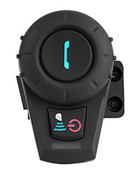 cheap -Helmet Bluetooth Headset Intercom for Motorcycle Skiing Communication Systems