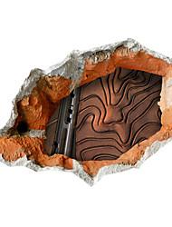 economico -Natura morta 3D Adesivi murali Adesivi 3D da parete Adesivi decorativi da parete,Vinile Materiale Decorazioni per la casa Sticker murale