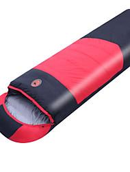 preiswerte -Schlafsack Rechteckiger Schlafsack Einzelbett(150 x 200 cm) -35-25- Enten QualitätsdauneX80 Camping Draußen warm halten