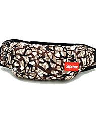 Недорогие -Поясные сумки для Спорт в свободное время Велосипедный спорт / Велоспорт Путешествия Спортивные сумки Водонепроницаемость Дожденепроницаемый Водонепроницаемаямолния Сумка для бега холст Нейлон 4 # 5