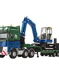 Недорогие -KDW Гоночная машинка Грузовой автомобиль Игрушечные грузовики и строительная техника Игрушечные машинки Машинки с инерционным механизмом