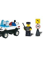 Недорогие -ENLIGHTEN Игрушечные машинки Конструкторы Обучающая игрушка Автомобиль Классический Мальчики Девочки Игрушки Подарок