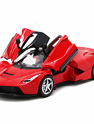 cheap -Toy Car Model Car Race Car Car Horse Music & Light Simulation Unisex