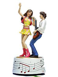 cheap -Music Box Classic Rotating Kid's Adults Kids Adults' Gift Unisex