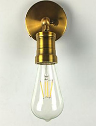 AC 110-130 AC 220-240 40 E26/E27 Moderne/Contemporain Laiton Antique Fonctionnalité for LED,Eclairage d'ambiance Chandeliers muraux