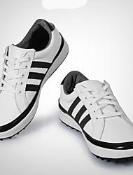 PGM Sapatos Casuais Sapatos para Golf Homens Anti-Escorregar Anti-Shake Prova-de-Água Respirável Anti-desgaste Cano Baixo Pele Borracha