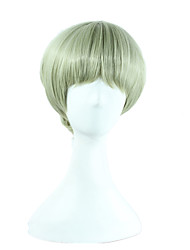 Parrucche Cosplay Cosplay Cosplay Corto Anime Parrucche Cosplay 30 CM Tessuno resistente a calore