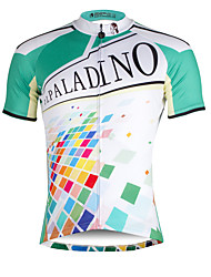 Breathable And Comfortable Paladin Summer Male Short Sleeve Cycling Jerseys DX740