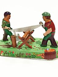 Недорогие -Игрушка с заводом Игрушки Металл Винтаж Ретро 1 Куски Детские Подарок