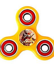 baratos -Spinners de mão / Mão Spinner Alta Velocidade / Por matar o tempo / O stress e ansiedade alívio Plástico Clássico 1 pcs Peças Para Meninas