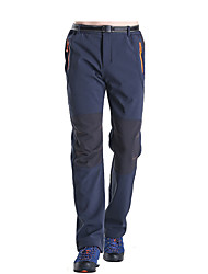 Men's Hiking Pants Outdoor Quick Dry Windproof Wearable Breathable Sweat-wicking Pants / Trousers for Camping / Hiking Fishing