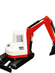 Fahrzeuge aus Druckguss Spielzeugautos Spielzeuge Lastwagen Baustellenfahrzeuge Aushubmaschine Spielzeuge Quadratisch LKW Aushebemaschinen