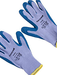 Honeywell Natural Latex Coat Protective Gloves