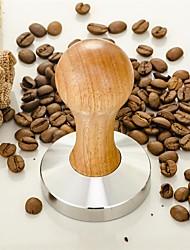 50 ml Acier Inoxydable Bois Moulin à Café , Brew Coffee Fabricant Manuel(le)