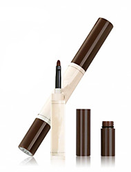 Недорогие -Продукты для бровей карандаш влажный Водонепроницаемость Водонепроницаемый