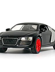Hračky Závodní auto Hračky Auto Plastický Kov 5 Pieces Unisex Dárek