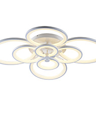 Modern Style Simplicity Acrylic LED Ceiling Lamp Flush Mount Living Room Dining Room light Fixture