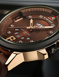 Men's Wrist watch Unique Creative Watch Casual Watch Sport Watch Military Watch Fashion Watch Japanese Quartz Calendar / date / day Water