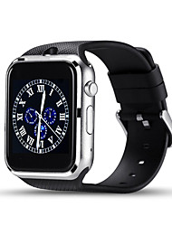 cheap -Smart Watch Android Clock Smartwatch Bluetooth 2016 Phone Smart Watch Kids With Camera SIM Card