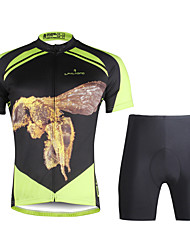 cheap -Paladin Sport Men  Cycling Jersey  Shorts Suit DT737The hornets