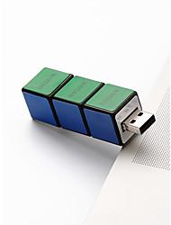 Weitasi cube u disque usb 2.0 lecteur flash mémoire clé de stockage stylo disque numérique u disque 8g
