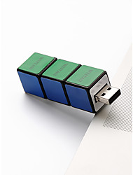 Weitasi cubo u disco usb 2.0 flash drive memória stick armazenamento pen disco digital u disco 8g