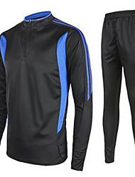 Bambini Calcio Maglietta + pantaloni/Maglia+Collant/Cosciali Tenere al caldo Traspirante Inverno Autunno Classico Tessuto sintetico