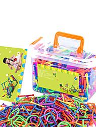 Blocos de Construir Playsets veículos Truques de Magia Brinquedos Brinquedos Peças Não Especificado Unisexo Dom