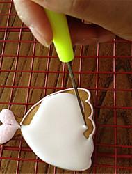 1 pièces Fouet For Pour Ustensiles de cuisine Autre Plastique Acier Inoxydable Haute qualité Creative Kitchen Gadget